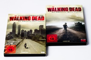 The Walking Dead Staffel 1 & 2