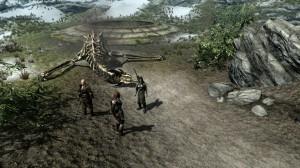 Der Tod eines Drachen