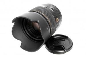 Sigma 30 mm 1.4 EX
