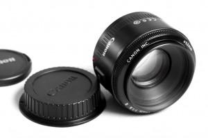Canon EF 50 1.8 mm II