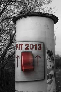 Fit 2013 - passt! :-)