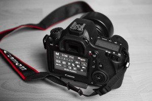 Canon 6D mit EF 50 mm f1.8