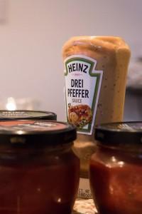 Drei Pfeffer Sauce - Herausragend?