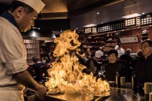 Sushimoto Gourment-Menü: Überraschungsdessert