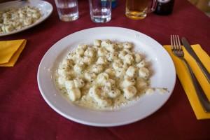 Ricotta-Gnocchi mit Salbei-Butter