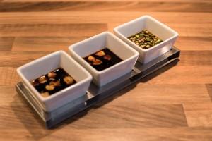 Yakitori Sauce: verschiedene Geschmacksrichtungen