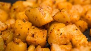 Kohlrabi-Kartoffeln